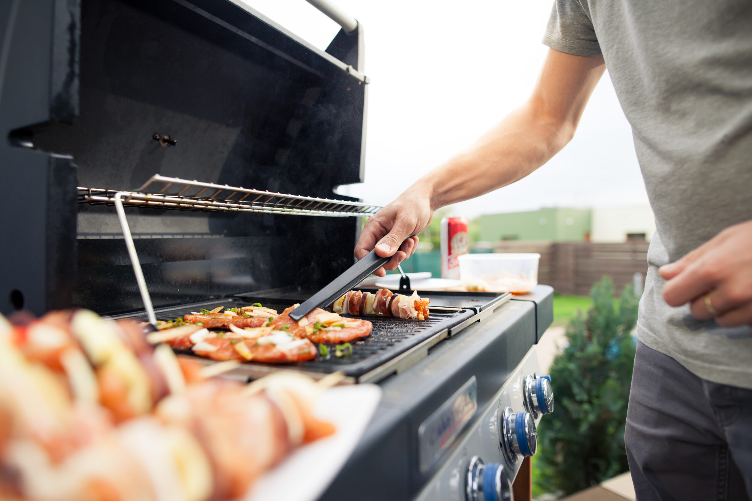 Summer is Made for Grilling