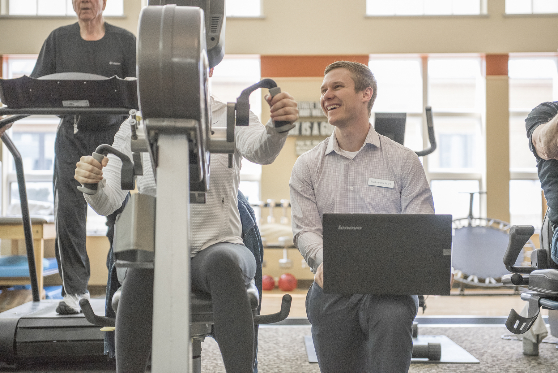 Celebrate National Physical Therapy Month by Getting Active