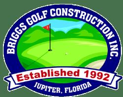 Briggs Golf Construction Inc. Logo