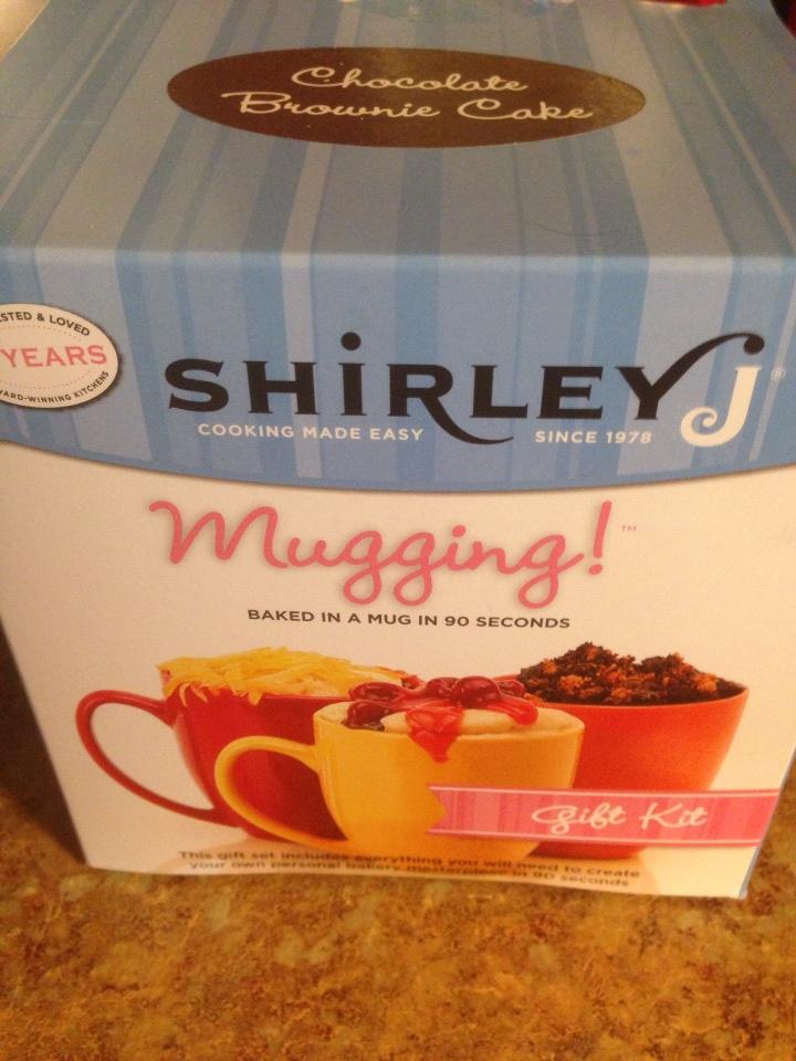 Shirley J Mugging