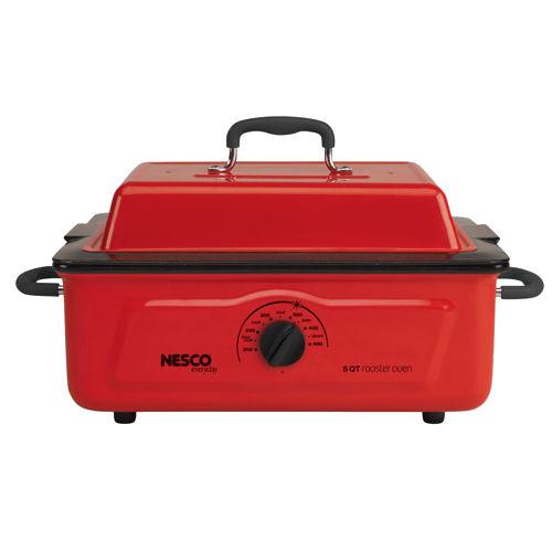 Nesco Red 5 QT Roaster
