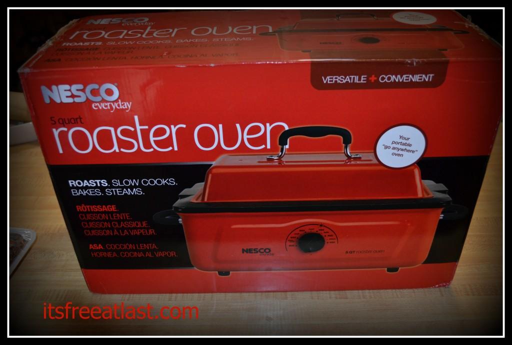 Nesco Roaster Box