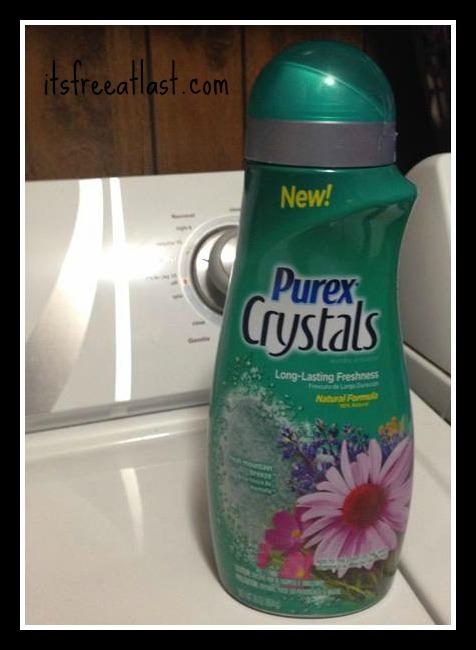 New Purex Crystals