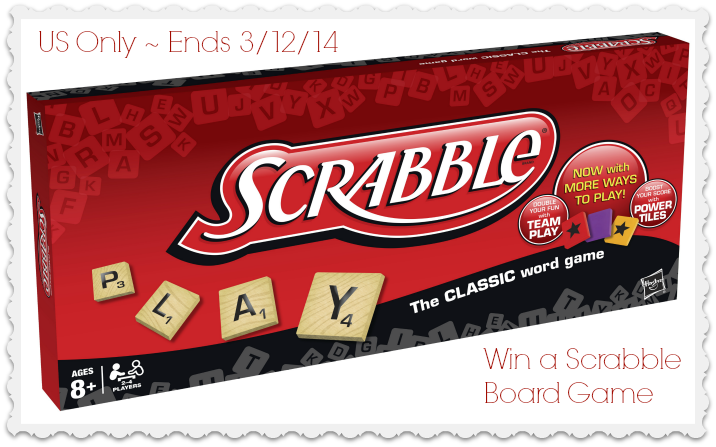 Scrabble Button Photo