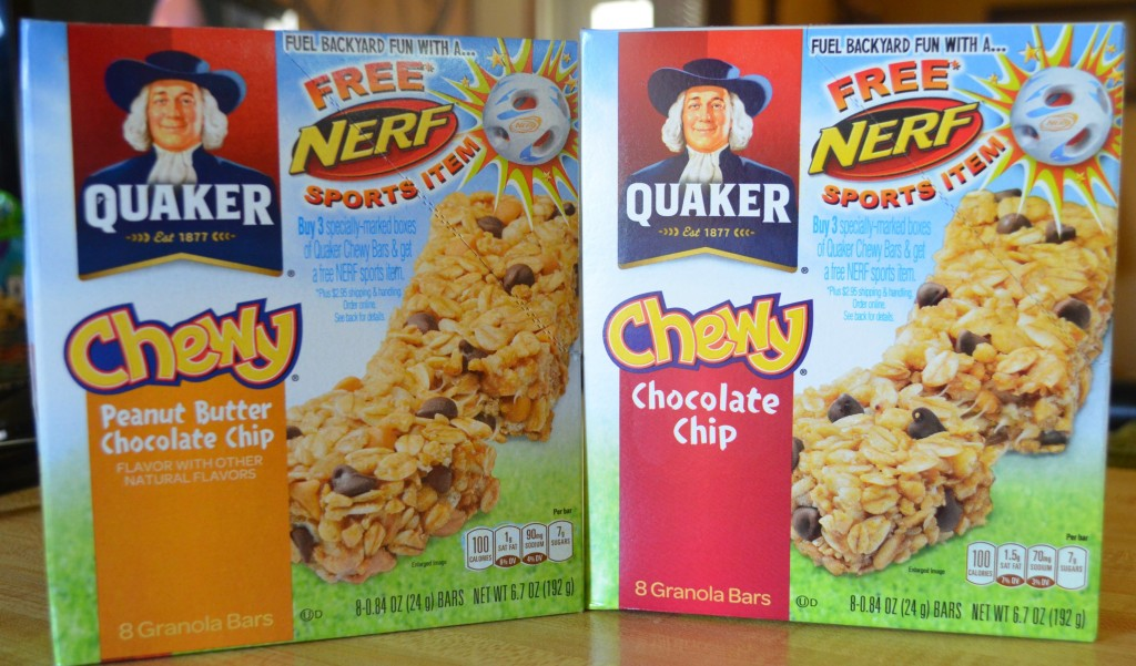 Quaker Chewy