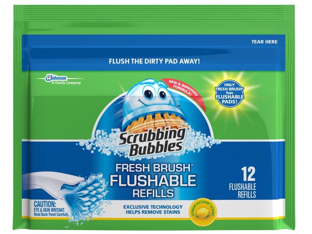 Flushable Refills