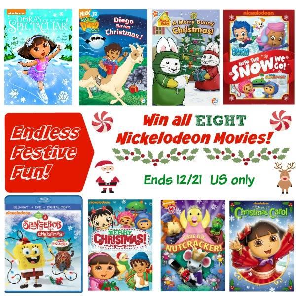 Nickelodeon Christmas Movies