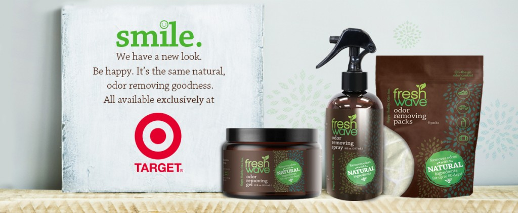 Fresh Wave Products at Target