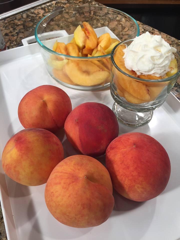 Peach Month