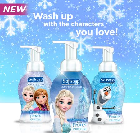Frozen Soft Soap