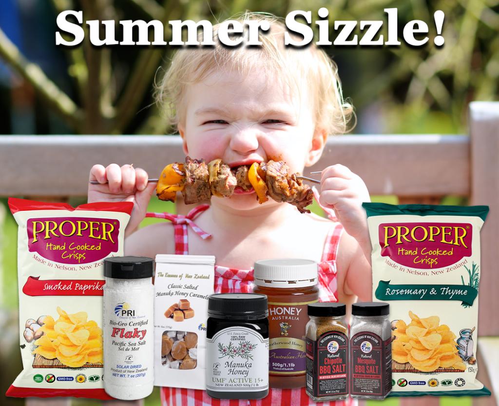 Summer Sizzle Promo Image