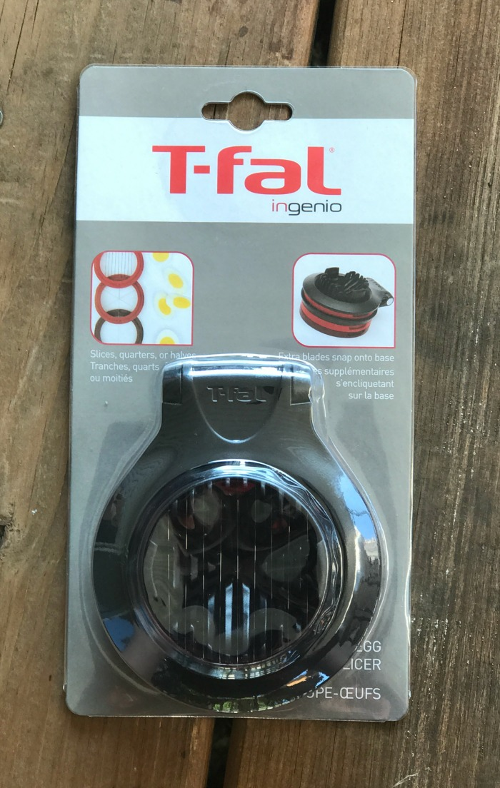 T-fal Ingenio Egg Slicer - After School Snack Essentials to Keep Your Kids Fueled and Satisfied