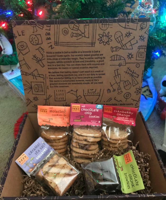 Give the Gift of Home-baked Delectable Goodness with Dancing Deer Baking Company