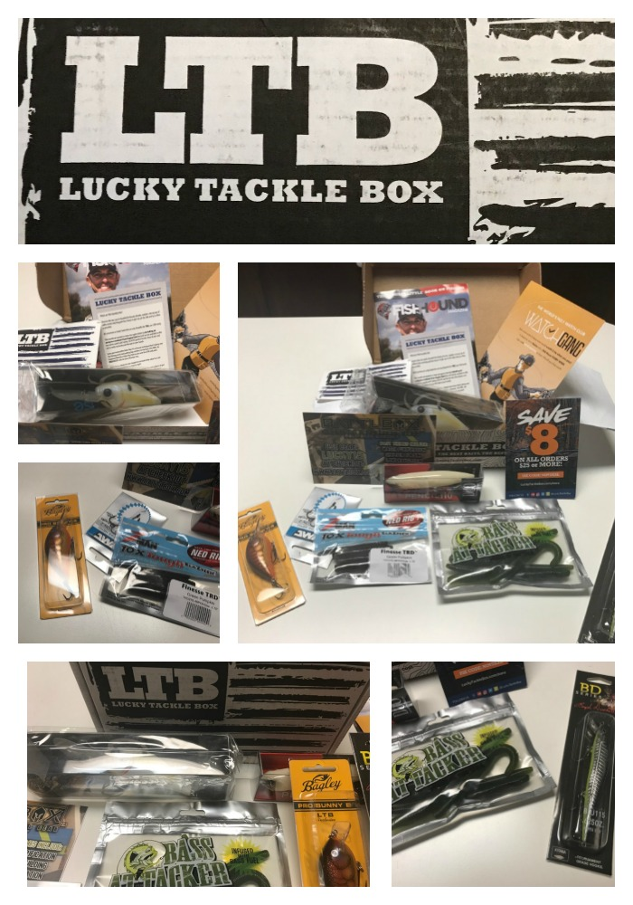 Lucky Tackle Box is the Perfect Gift for the Fisherman in Your Life!