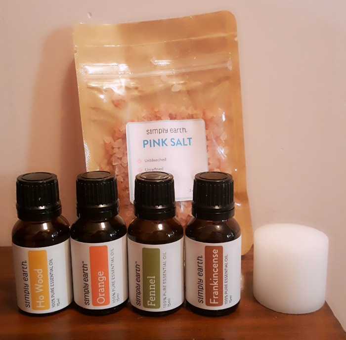 Enjoy the Natural Benefits of Simply Earth Essential Oils