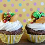 Taco Cupcakes are Fun, Adorable, & Delicious!