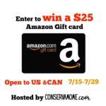 #Win $25 Amazon GC