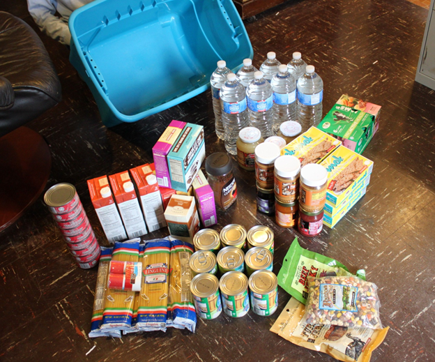 About Your Emergency Survival Food Storage Plan