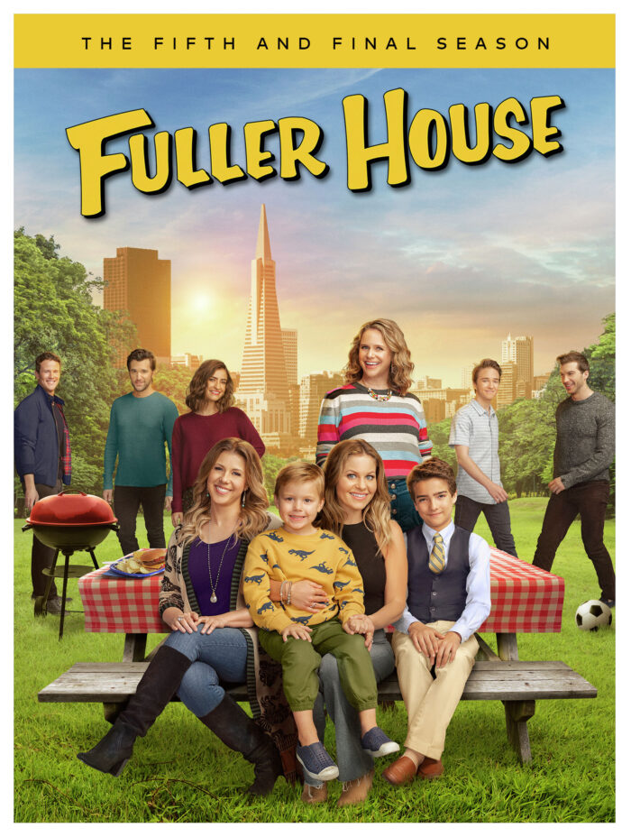 Fuller House: The Fifth and Final Season Available on DVD and Digital on June 8, 2021