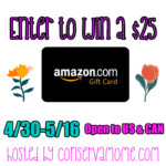 Amazon GC giveaway