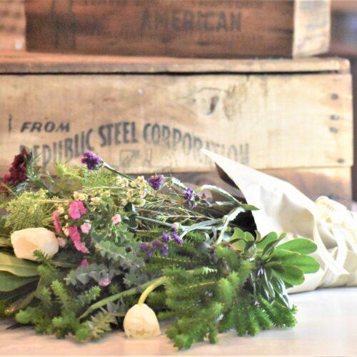 how to wrap fresh flowers like a pro