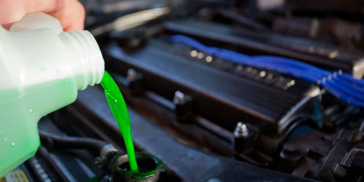 Coolant Flush Perth Car Care