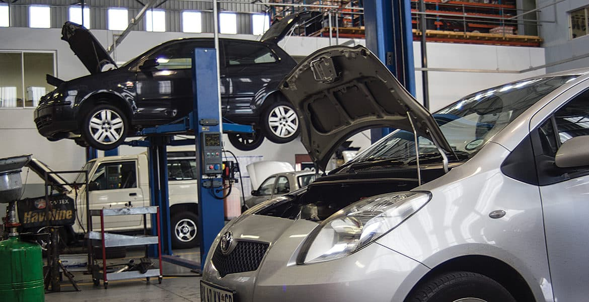 major and minor car services