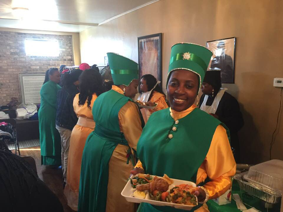 Priest Meshach's November 2017 Birthday Celebration