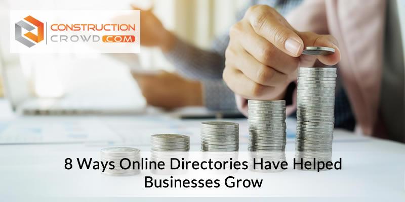 8 Ways Online Directories Have Helped Businesses Grow!