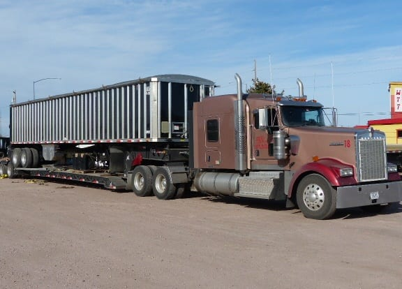 Aulick Industries Freight