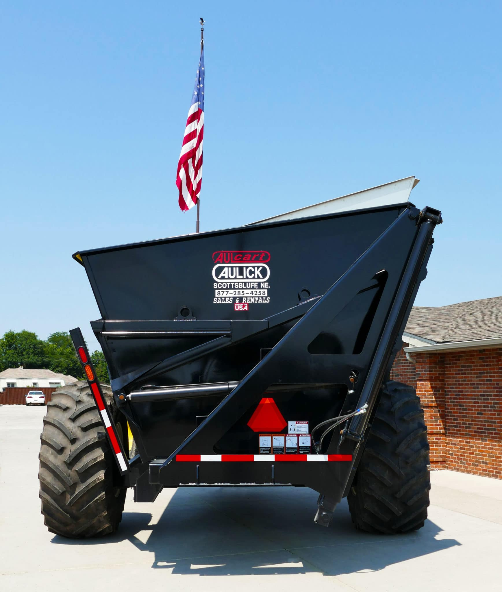 Ag Dump Cart