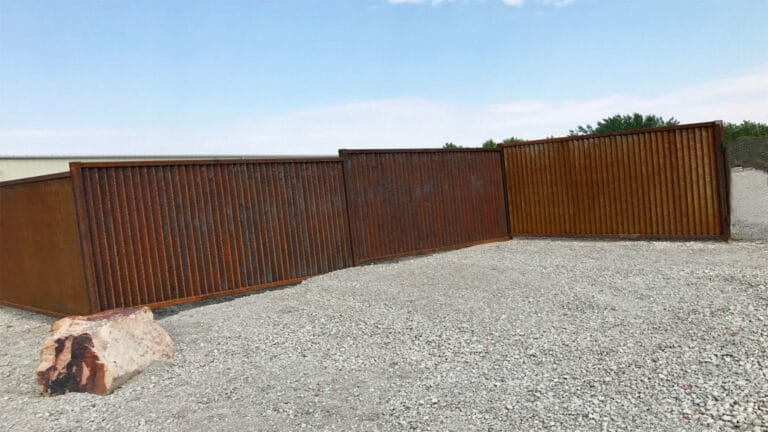 Aulick Steel Fences