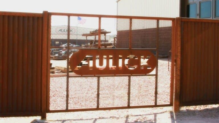 Aulick Industries Custom Steel Gates