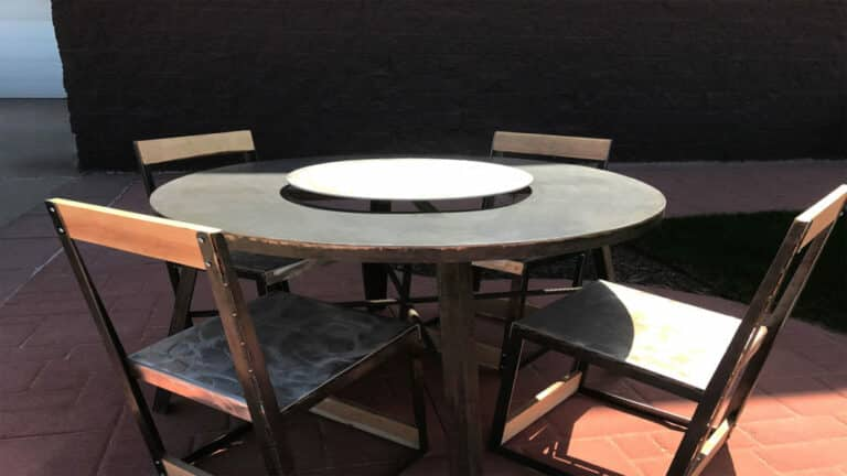 Aulick Industries Steel Patio Sets