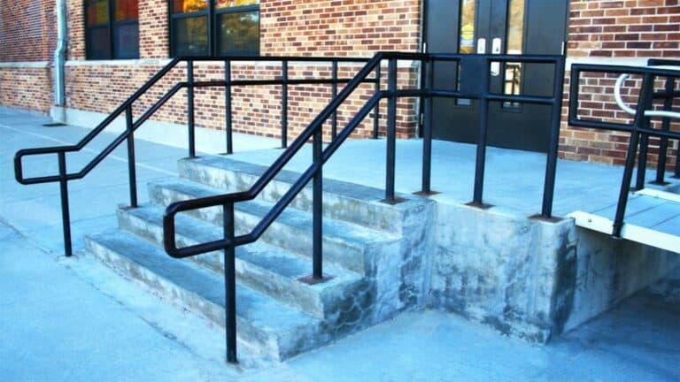Aulick Custom Steel Railings
