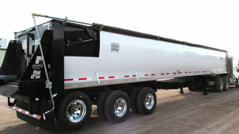 Aulick Industries Aultimate Belt Trailer