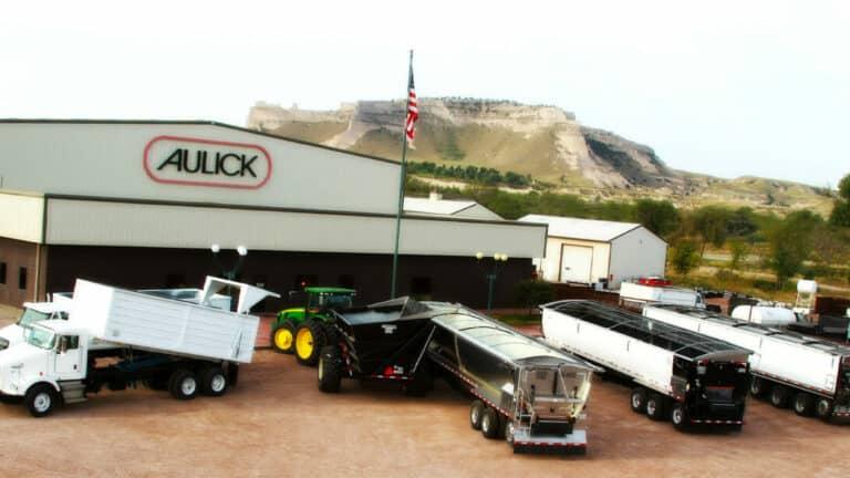 Aulick Industries Corporate Office Scottsbluff Nebraska