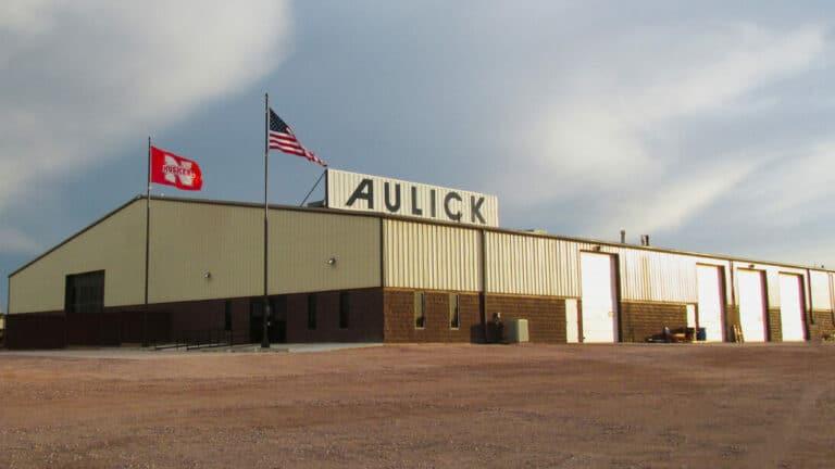 Aulick Industries Trailer shop Scottsbluff Nebraska