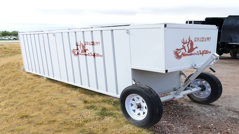 Aulick Goose Hunting Blinds