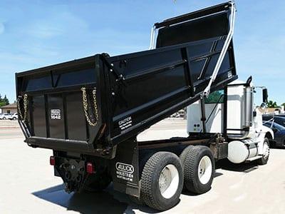 Asphalt Dump Truck Box
