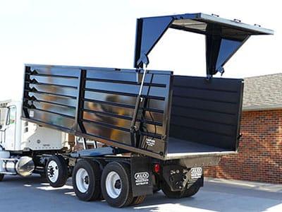 Aulick Ag Dump Truck Box