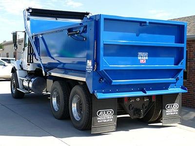 Aulick Dump Truck Construction Box