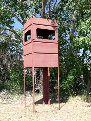 Aulick Industries Deer Blinds