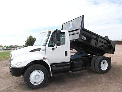 Steel Landscape Truck Box
