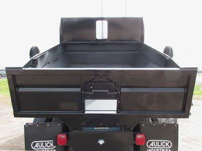 Custom Landscape Truck Box