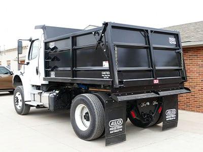 Aulick Landscape Truck Box
