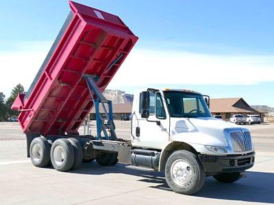 Aulick Steel Landscape Truck Box