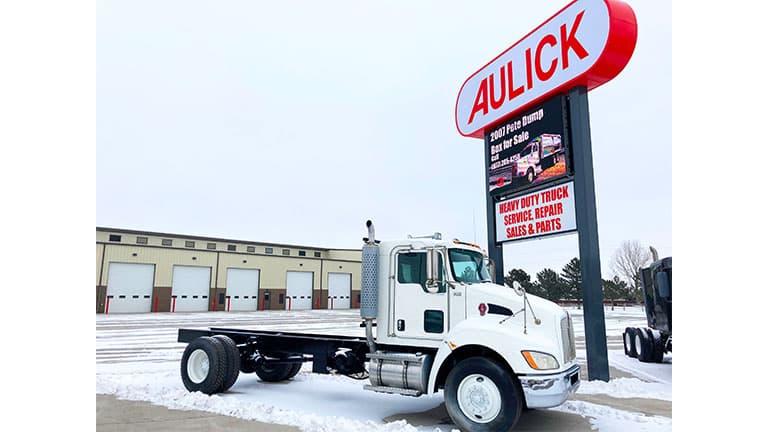 Aulick Truck Shop