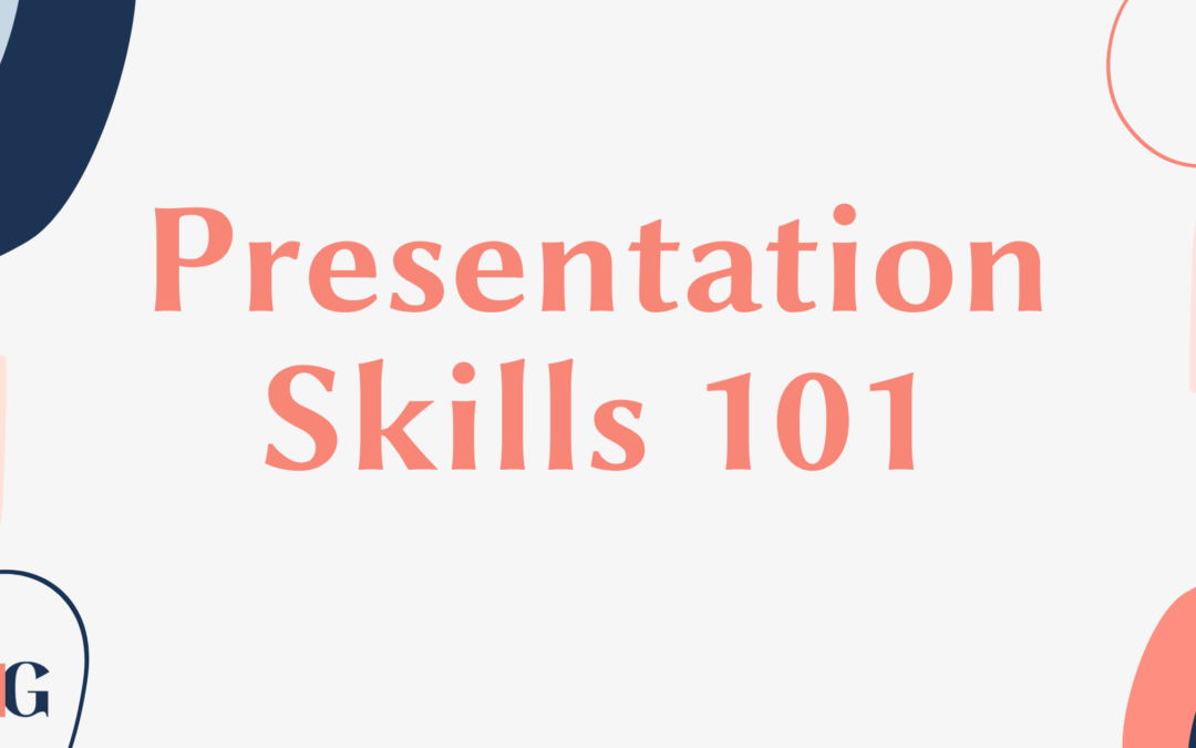 Presentation Skills 101 and Get a Standing Ovation Every Time!