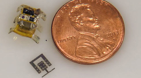 Micro-robots (NSF)